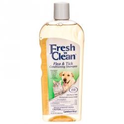 Fresh N Clean Flea & Tick Conditioning Shampoo Image