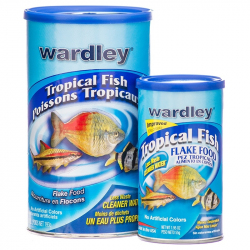 Wardley Tropical Fish Flake Food Image