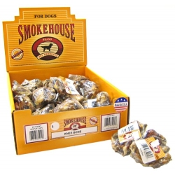 Smokehouse Treats Knee Bone Dog Chew Image