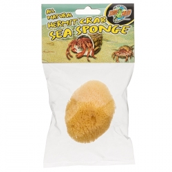 Zoo Med All Natural Hermit Crab Sea Sponge Image