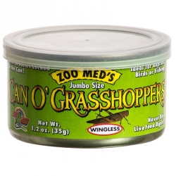 Zoo Med Can O' Grasshoppers Image