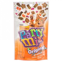 Friskies Party Mix Crunch Treats - Original Image