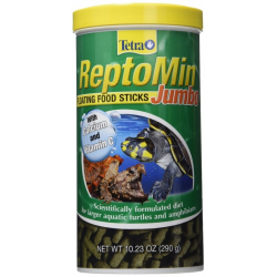 Tetra Reptomin Jumbo Floating Food Sticks Image