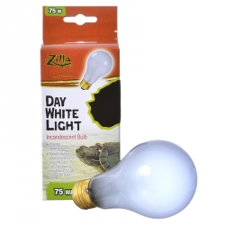Zilla Incandescent Day White Light Bulb Image