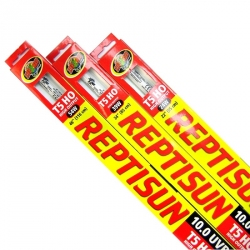 Zoo Med Reptisun T5 HO 10.0 UVB High Output Bulbs Image