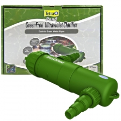 Tetra Pond GreenFree Ultraviolet Clarifier - (New Version) Image