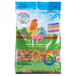 Kaytee Exact Rainbow Optimal Nutrition Diet - Parakeet & Lovebird Image