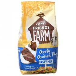 Supreme Tiny Friends Farm Gerty Guinea Pig Tasty Mix Image