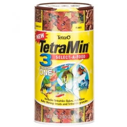 Tetramin Tropical Select-A-Food Image
