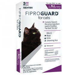 Sentry FiproGuard for Cats Image