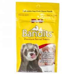 Marshall Bandits Premium Ferret Treats - Chicken Flavor Image