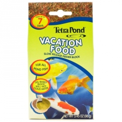 Tetra Pond Vacation Food Slow Release Feeder Block Image