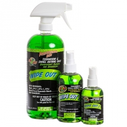 Zoo Med Wipe Out 1 Terrarium Cleaner, Disinfectant & Deodorizer Image