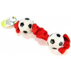 Lil Pals Plush Toys & Tugs - Soccer Ball Tug Toy Image