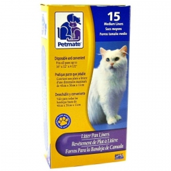 Petmate Litter Box Liners for Cats Image