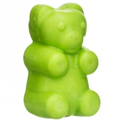 JW Megalast Rubber Bear Toy Image