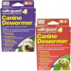 Safe-guard 4 Canine Dewormer Image