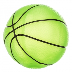 Spot Vinyl Basketball Toy Image