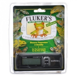 Flukers Digital Thermo-Hygrometer Image
