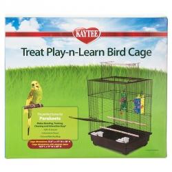 Kaytee Treat Play-n-Learn Parakeet Cage Image