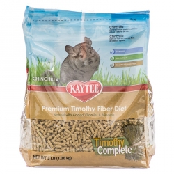 Kaytee Timothy Complete Premium Chinchilla Diet Image