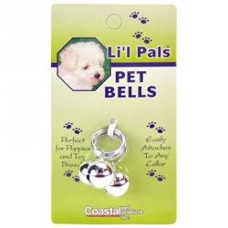 Li'l Pals Pet Bells - Silver Image
