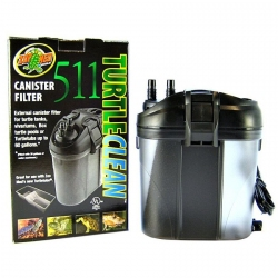 Zoo Med Turtle Clean 511 Canister Filter Image