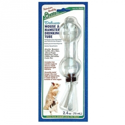 Oasis Deluxe Mouse & Hamster Drinking Tube - Glass Image