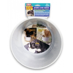 Lixit Jumbo Cage Crock - Quick Lock Image