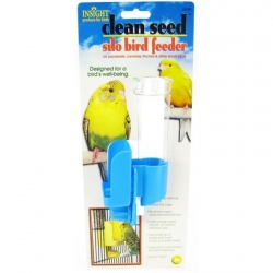 JW Insight Clean Seed Silo Bird Feeder Image