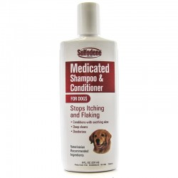 Sulfodene Medicated Shampoo & Conditioner For Dogs Image