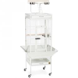 Prevue Select Bird Cage - White Image