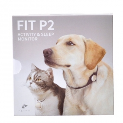 PetKit Fit P2 Pet Activity Monitor - Grey Image