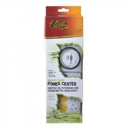Zilla Analog Timer Power Center Image