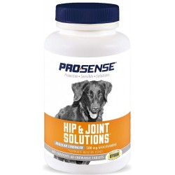 Pro-Sense Glucosamine for Dogs, Advanced Hip & Joint Solutions for All Dogs, Chewable Tablets Image