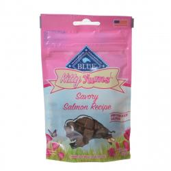 Blue Buffalo Kitty Yums Moist Cat Treats Savory Salmon Recipe Image