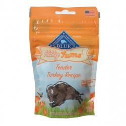 Blue Buffalo Kitty Yums Moist Cat Treats Tender Turkey Recipe Image