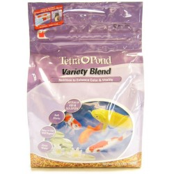Tetra Pond Variety Blend Fish Food Image