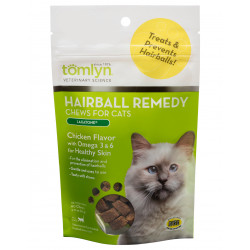 Tomlyn Hairball Remedy Chews for Cats Image