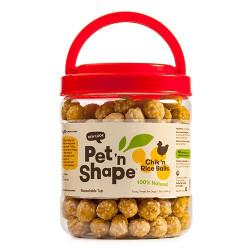 Pet 'n Shape Chik 'n Rice Balls Image