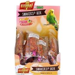 A&E Cage Company Smakers Parakeet Strawberry Treat Sticks Image