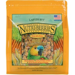 Lafeber Garden Veggie Nutri-Berries - Parrot Food Image