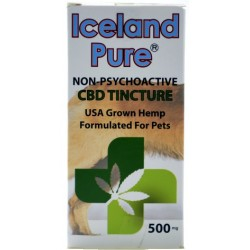 Iceland Pure CBD Enhanced Calming & Pain Relieving Product for Dogs Image