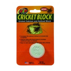 Zoo Med Regular Cricket Blocks Gut load Block Image