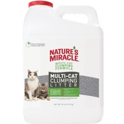 Natures Miracle Multi-Cat Clumping Clay Litter Image