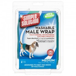 Simple Solution Washable Male Wrap Image