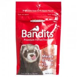 Marshall Bandits Premium Ferret Treats - Bacon Flavor Image