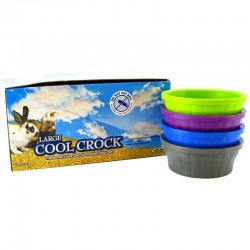 Kaytee Cool Crock Small Pet Bowl Image
