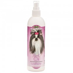 Bio Groom Mink Oil Instant Coat Glosser Conditioner Plus Sunshield Image