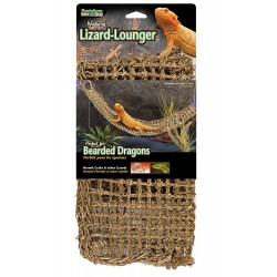Penn Plax Reptology Natural Lizard Lounger Image